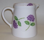 Handcast Porcelain 2 Pint Jug